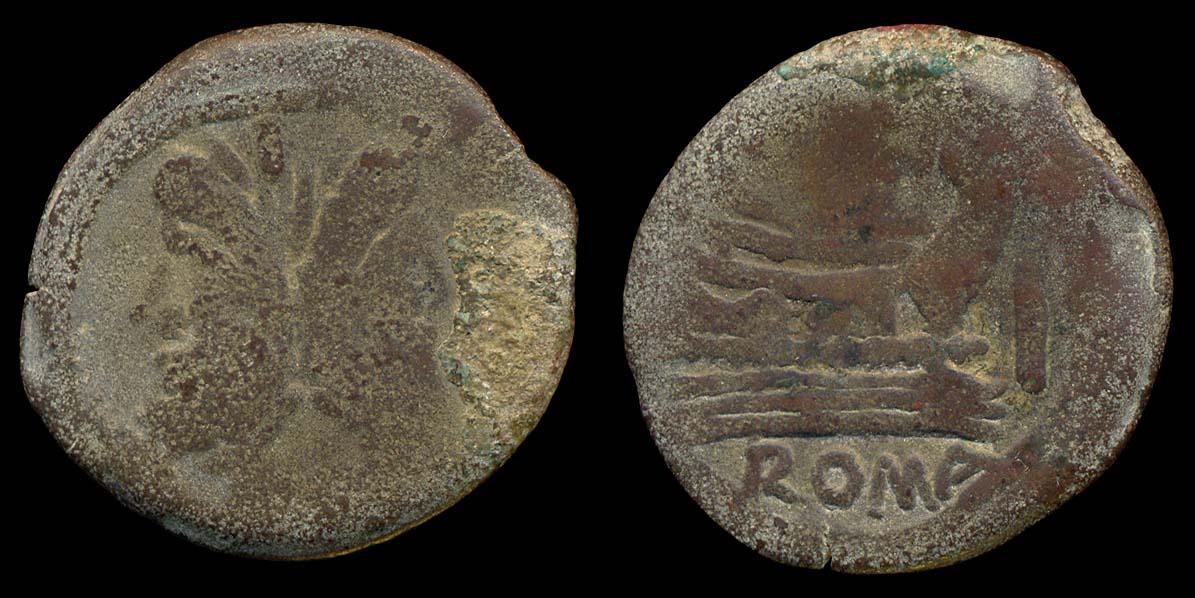 roman republican coins