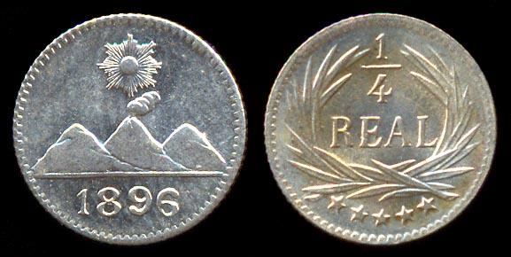 Guatemala Coins
