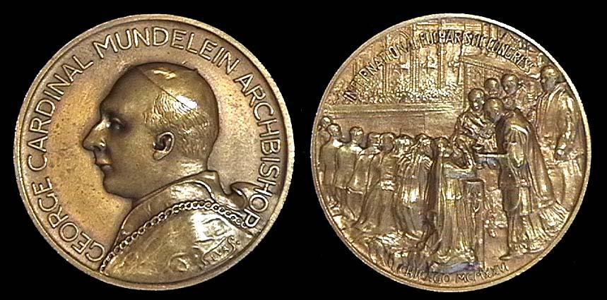 American Commemorative Medals