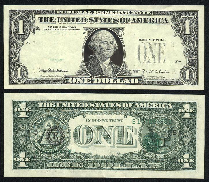 Größter Dollar Schein